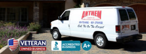 Clean With Anthem - Carpet Cleaning Salinas CA